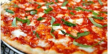 Pizza Margherita Tarifi