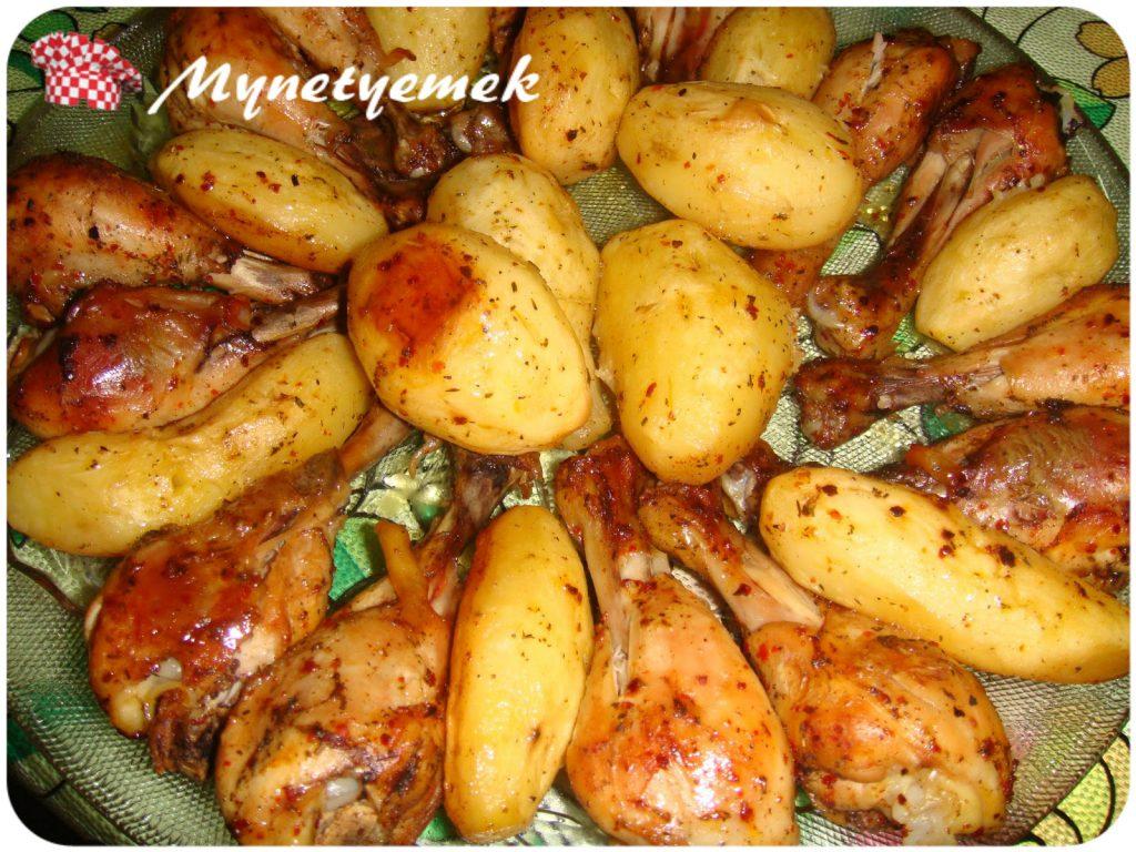 Patatesli Tavuk Tarifi