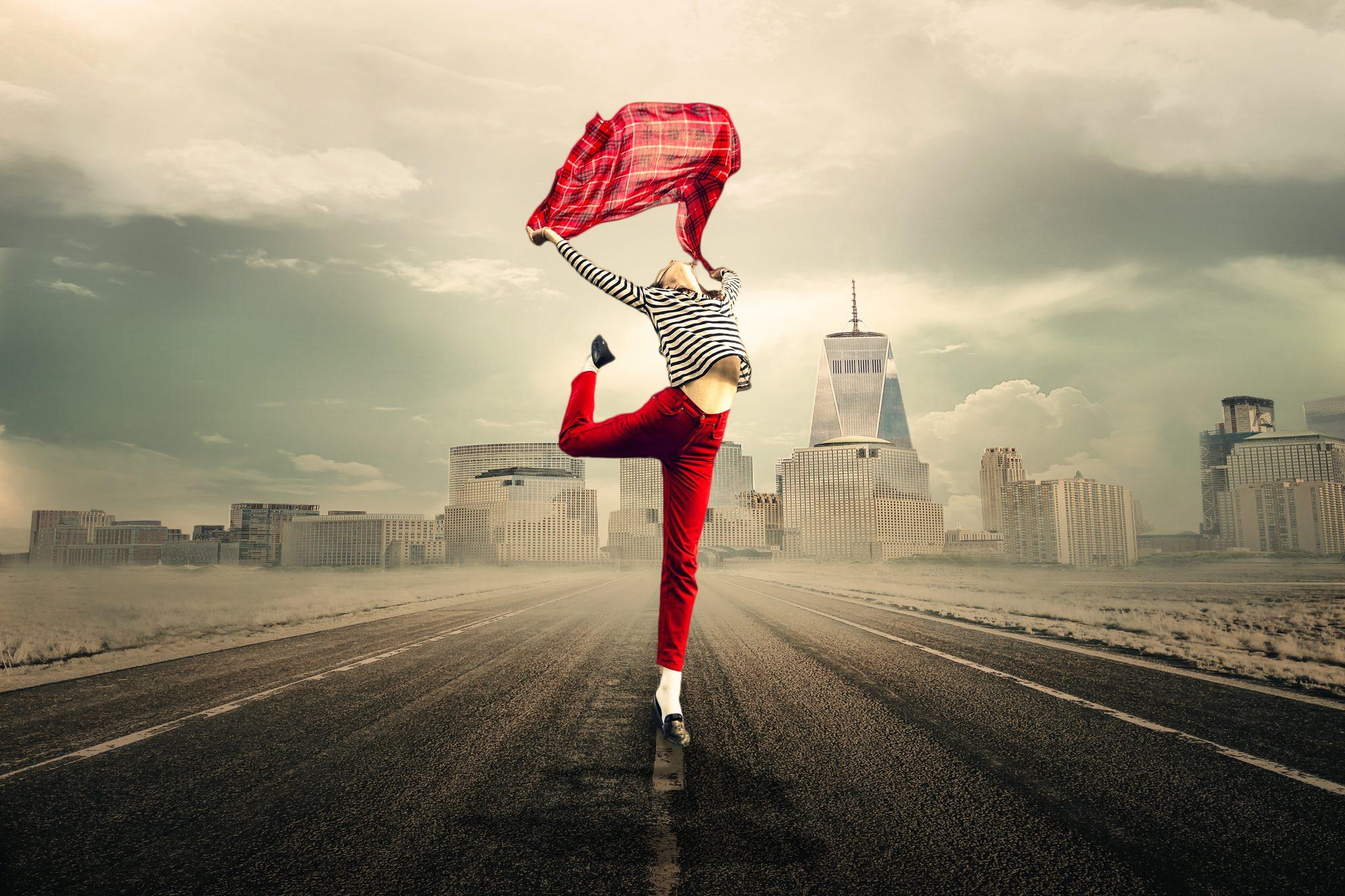 yaşama sevinci olan bir kadın iyi bir nesil için gereklidir