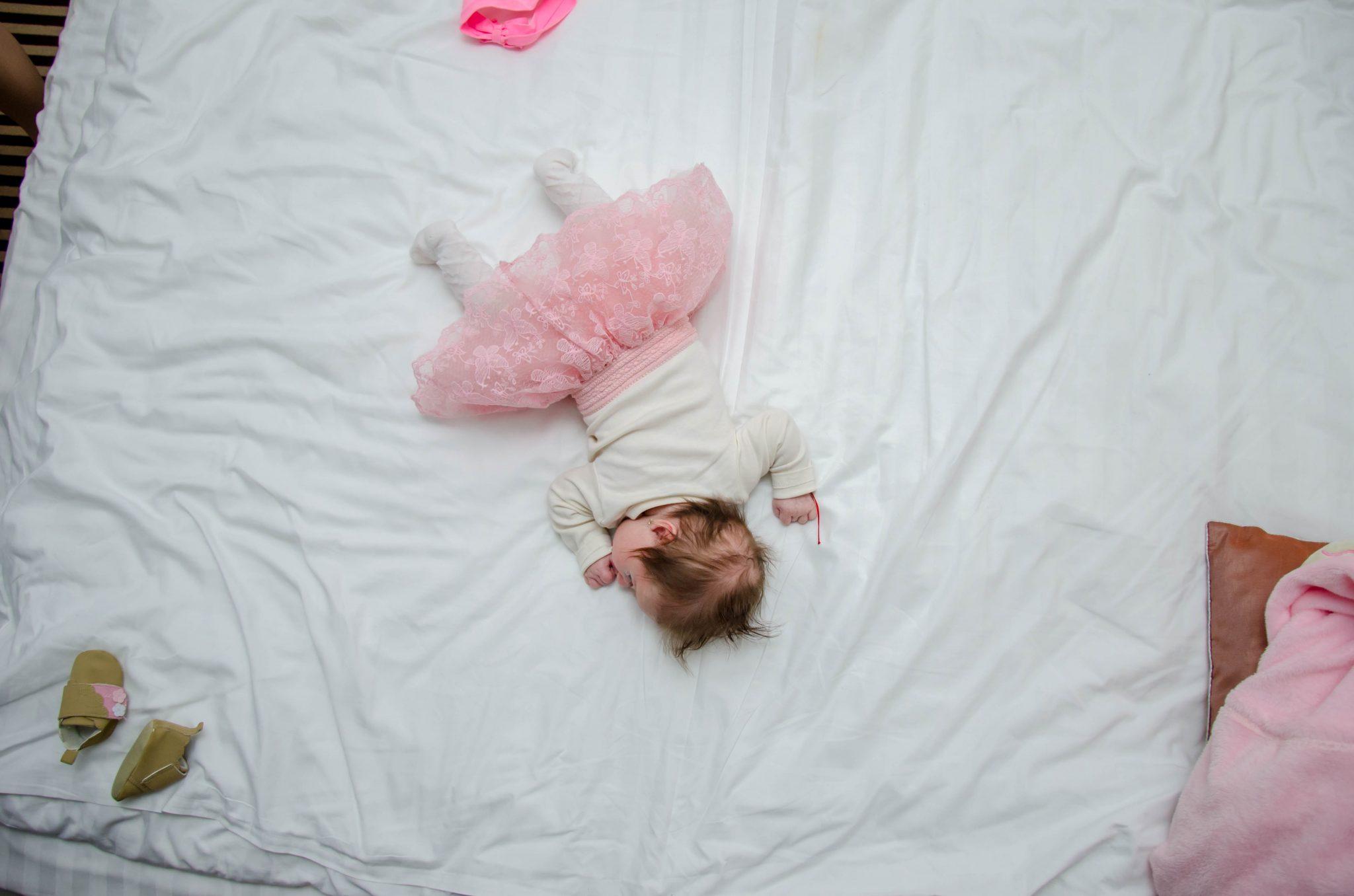 Bebek anne ve babanın en değerli varlığıdır