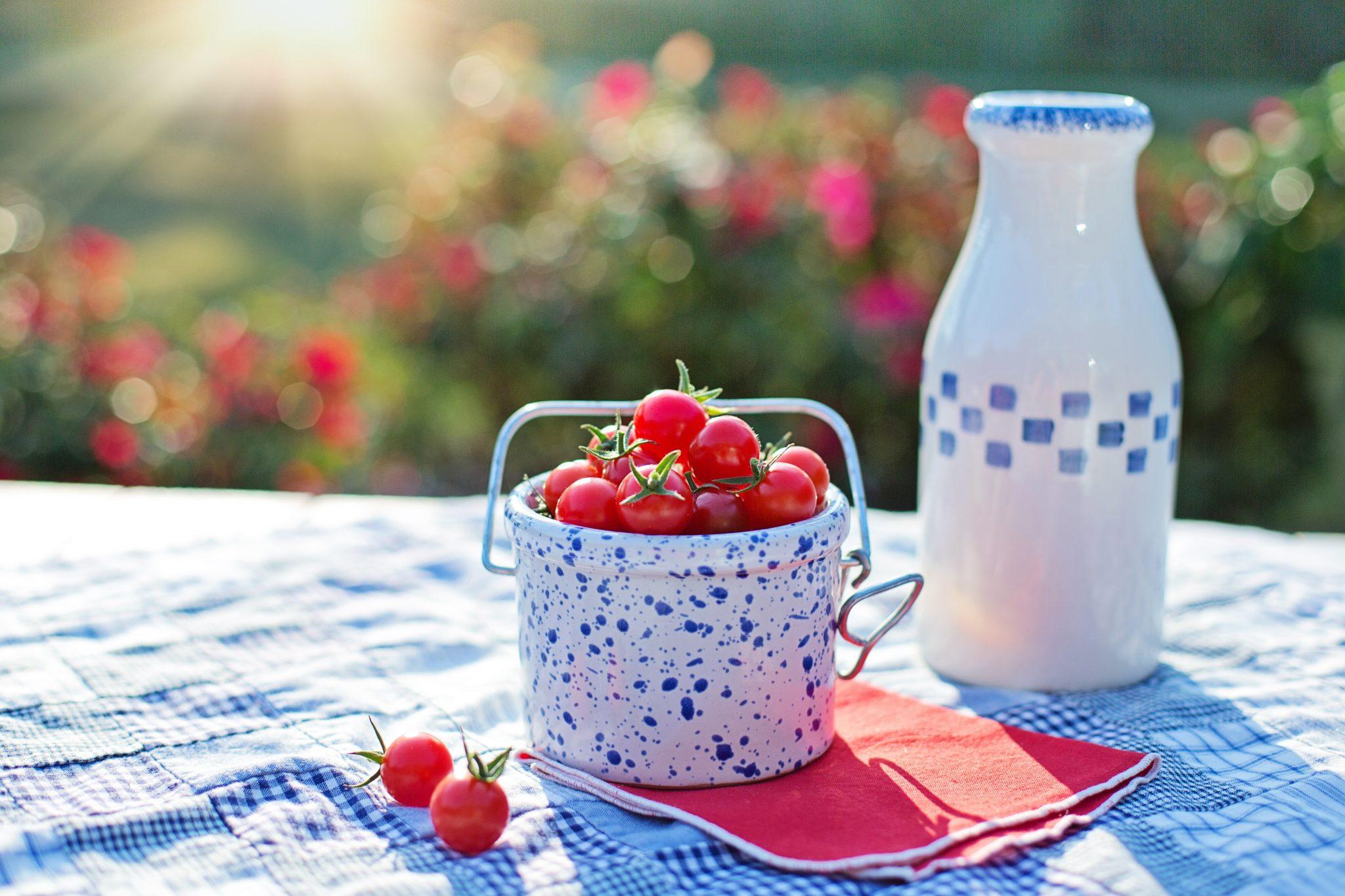 cherry tomatoes 2566458 - Diyet ve Sağlıklı Yaşam