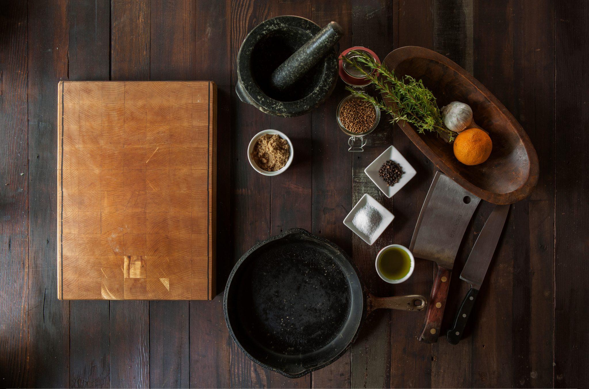 ev hanımları için yemek tarifi yapmak hiç bu kadar kolay olmamıştı