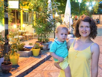Bulgaristan Göçmeni Bir Anne