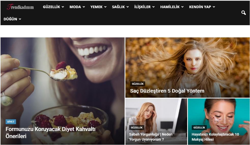 trend kadinim kadin siteleri - En Çok Okunan 10 Kadın Sitesi
