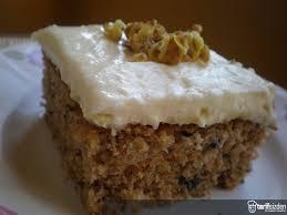 Cevizli Kremalı Kek