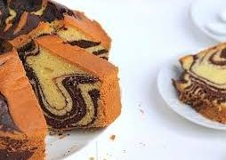 Çikolatalı Vanilyalı Kek