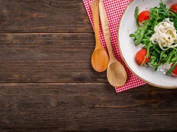 Sadece Salata Yemeyin