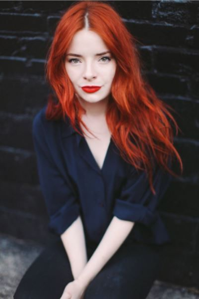 Açık Ten ve Kızıl Saçlı iseniz