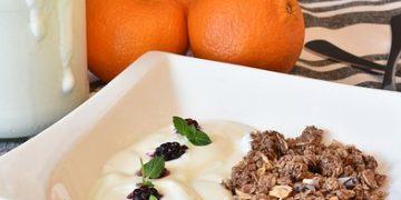 Kilo vemek için toğurt ve baharat
