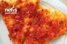 Uygur Usulu Pizza - Pizza Tarifleri Standardının Üzerinde 3 Özel Tarif